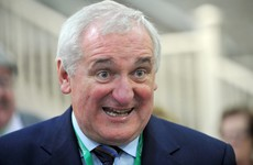 Bertie says crisis caused by 'Joe Soap and Mary Soap' getting too many loans