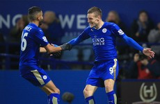 Leicester return to the top after handing Chelsea a NINTH league defeat of the season