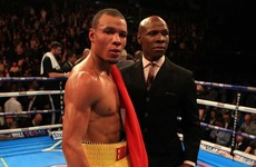 Eubank Jr takes aim at Lee-Saunders winner after seeing off Spike