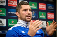 Rob Kearney: Win over Toulon can 'give people a reason to be excited about Leinster again'