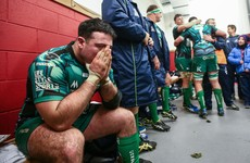 Connacht's injury crisis shows no signs of abating as Buckley goes under the knife