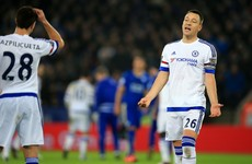 'I'm going to criticise John Terry again because he was awful…again'