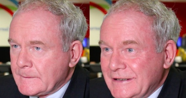 Martin McGuinness told us why he'll be a TD one day