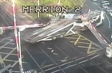 Dublin Dart and train delays after 'truckwit' smashes gates at level crossing