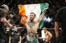 McGregor to receive civic reception in Dublin after online petition reaches 18,000