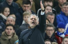 Mourinho launches fresh attack on Chelsea players