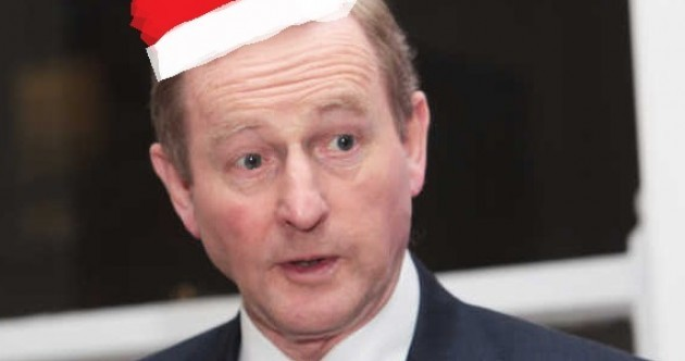 The Dáil is off for Christmas from today – get ready for an election