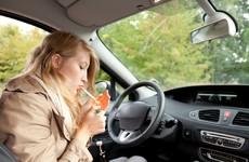 If you smoke in a car that has a child in it, you will be fined €100