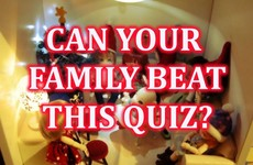 Can Your Family Beat This Quiz?