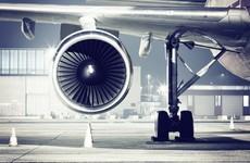 Airline worker dies after being 'sucked into jet engine'