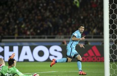 Suarez hat-trick sends Barcelona into the Fifa Club World Cup final