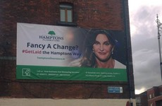 Irish company's Caitlyn Jenner ad 'offensive, transphobic and demeaning to transgender people everywhere'