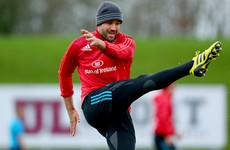 Munster's game plan won't change as Murray looks to ease fans' frustration