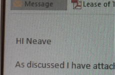 This Irish girl's e-mails perfectly illustrate how difficult it is to have an Irish name