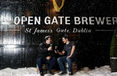 All Irish beer drinkers are going to want to visit the new Guinness brewery in Dublin