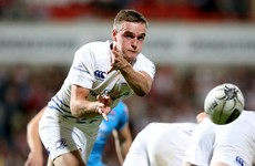 20-year-old McCarthy set for Leinster debut off bench against Toulon