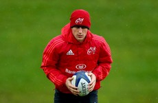 Munster keep faith with Keatley, injury forces Leicester to name Freddie Burns at 10