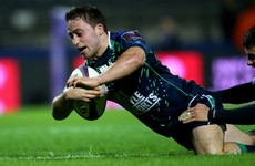 Injury-hit Connacht name just 22 players for trip to Newcastle
