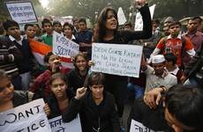 Indian gang-rape convict to walk free after three years
