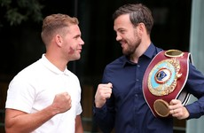 Andy Lee says Billy Joe Saunders won't have any home advantage in world title fight