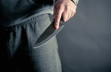 Woman threatened in her home by men brandishing knives