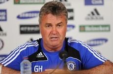 Guess who's back… Chelsea entrust Hiddink with turning their fortunes around