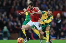 As it happened: Manchester United v Norwich City, Premier League