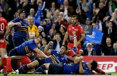 As it happened: Leinster v Toulon, Champions Cup