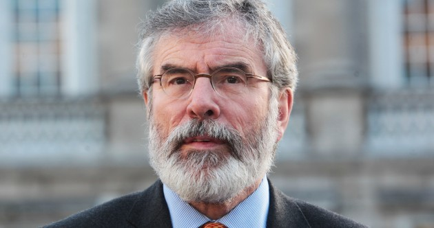 Gerry Adams: 'Slab' Murphy is still a good republican