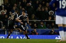 Leicester top of the Premier League at Christmas after Goodison Park victory