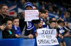 Chelsea fans turn on players in support of Mourinho and the Premier League talking points