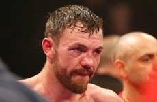 A dejected Andy Lee still keen on Saunders rematch after world title defeat