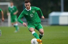 One of Ireland's most promising players has made history in Holland