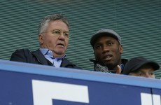 Hiddink targets Drogba for Chelsea coaching role