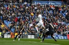 Gareth Bale scores 4 as Real Madrid win 10-2