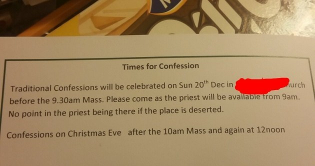 8 more of the most Irish Christmas things that have ever happened