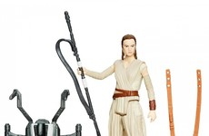 Here's where you can buy Rey toys in Ireland, after online outcry over 'sexist' Star Wars playsets
