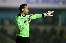 Irish goalkeeper David Forde's Euro 2016 hopes have been given a boost