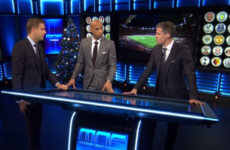 Carragher and Henry picked their Premier League team of the half-season tonight