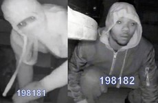 Police hunt for burglars who stole presents from under a family's Christmas tree