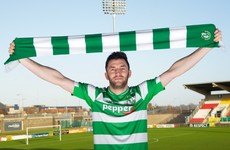 Killian Brennan chooses Rovers over Pat's