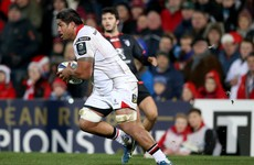 Ulster lose Nick Williams to Cardiff Blues