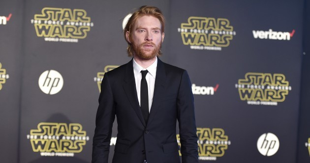 Domhnall Gleeson just taught all of America how to pronounce his name… It's The Dredge
