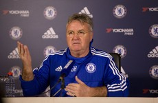 Hiddink: The players know now that their future is on the line