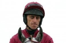 Davy Russell fails breath test… apparently because of mouth wash