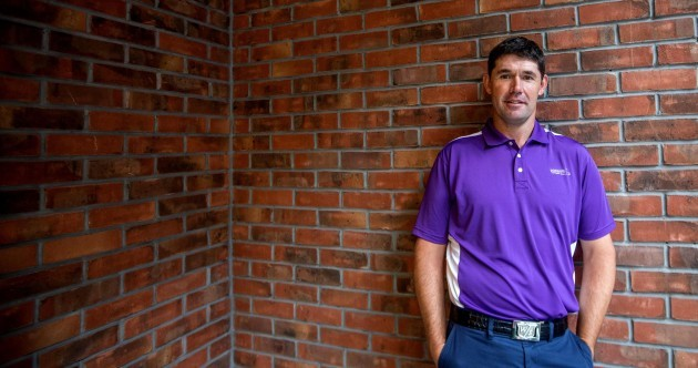 'I set out to be a journeyman pro on tour so I've overachieved by winning three Majors'