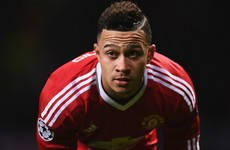 Depay brands Giggs reprimand 'total nonsense'