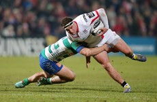 Best earns a rest as Ulster make four changes for trip to Connacht