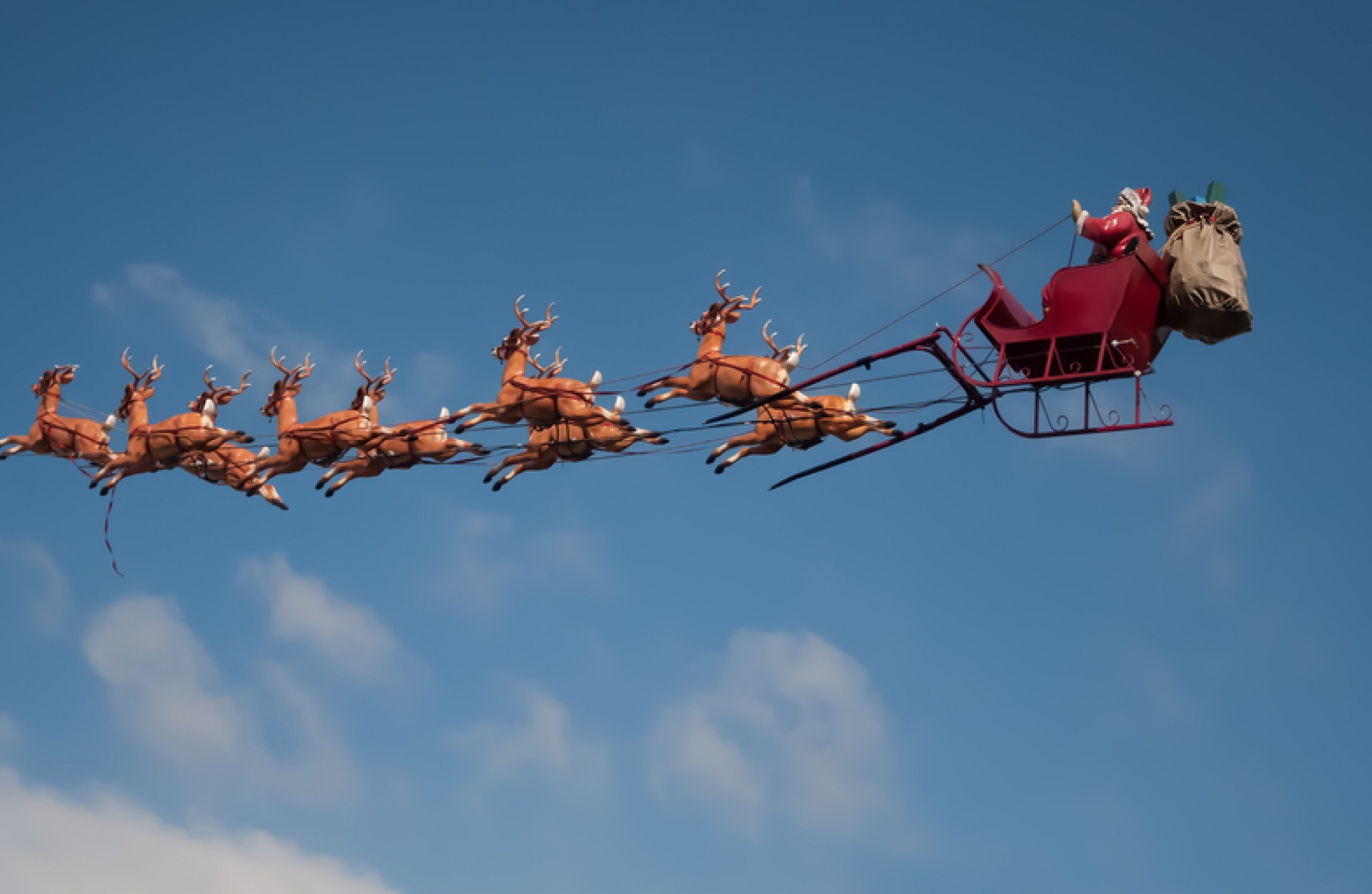 it u0027s almost time u2013 santa claus cleared to fly in irish airspace