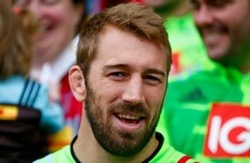 England captain Chris Robshaw grateful to 'incredible' Conor O'Shea